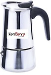 Kenberry 166 6 Cups Coffee Maker