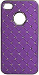 RKA Back Cover for Apple iPhone 4S - Purple