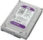 WD Purple 1 TB Surveillance Systems Internal Hard Disk Drive (1 TB Surveillance Systems Internal Hard Disk Drive (WD10PURX-64E5Y0))