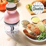 Milly Capsule Cutter Quatre Food Processor Blenders,Mixers Grinder Chopper (11x11x23cm)