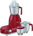 Maharaja Whiteline Smart Chef Red Treasure 750-Watt Mixer Grinder