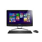 """Lenovo 520 F0D5004XIN AIO desktop (Core i5 7th Gen/ 4GB Ram/ 1 TB HDD/ Dos/ 21.5"""" FHD Screen/ Wireless K/b & Mouse) With 3 Yrs Warranty by Lenovo India Service Center"""