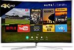 CloudWalker 165cm (65 inch) Ultra HD (4K) Curved LED Smart TV (CLOUD TV 65SU-C)