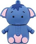 Microware 8GB Appu Elephant Shape Designer Fancy Pendrive