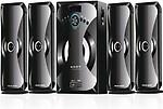 GUJTRON 4G-6880 4.1 Tower Speaker(DVD, MP3, USB, Card (SD/MMC), BLUETOOTH)