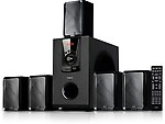 Impex Santo 5.1 Soundbar, Tower Speaker, Home Cinema(DVD, BlueRay)