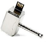 Quace Cool Superhero Hammer 8 GB Pen Drive
