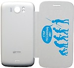 Printland Mod Flip Cover for Micromax A110