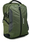 American Tourister BUZZ 5 Laptop Backpack - Olive & Black
