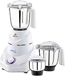 Bajaj Helix 750-Watt Mixer grinder with 3 Jars