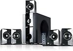 Impex RHYTHM B 5.1 Soundbar, Tower Speaker, Home Cinema(DVD, Blue Ray)