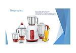 Prestige elegant mixer grinder 750