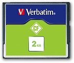 Verbatim C F Card 2GB (133X Speed) Memory Card
