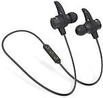 Brainwavz BLU-200 Noise Isolating In-Ear Earbuds Sport Wireless Bluetooth Headset