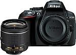 Nikon D5300 (Body with DX NIKKOR 18-55 mm f/3.5-5.6G VR Kit) DSLR Camera