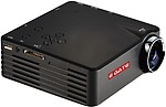 Egate 500 lm LED Portable Projector
