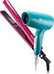 Syska CPF6800 Hair Straightener and Hair Dryer