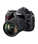 Nikon D7000 with 18-105mm Lens Combo (Nikon Coolpix L29 16.1MP Digital Camera)