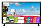 LG 80 cm (32 inches) 32LJ616D HD Ready LED Smart TV
