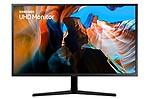 Samsung 80.1 cm (31.5 Inch) Ultra HD 4K QLED Monitor (LU32J590UQWXXL)