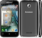 Lenovo A390 Android Mobile Phone - Black