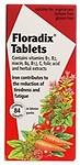 Floradix Tablets - 84 Tablets
