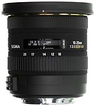Sigma 10-20mm F 3.5 DC Lens  For Canon DSLR