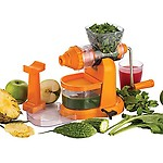 Capital Fruit Juicer Manual / Fruit & Vegetable Juicer - CK365