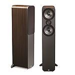 Q Acoustics Q3050 American Walnut Pair Floor Standing Speaker