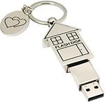 Microware Home Shape 8 GB Pen Drive