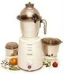 Sujata Dynamix DX 900-Watt Mixer Grinder with 3 Jars