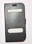 RKA Flip Cover for Samsung Galaxy S3 i9300 - Black