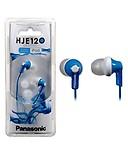 Panasonic In-Ear Earphone Headphone for iPods,MP3 RP-HNJ5E-K