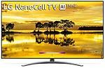 LG 139 cm (55 inches) 4K UHD Smart Nano-Cell TV 55SM9000PTA (2019 Model)