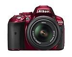 Nikon D5300 Digital SLR Camera with 18-55 VR Lens and AF-S DX VR Zoom-NIKKOR 55-200mm f/4-5.6G IF-ED Twin Lens ,