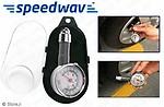 Speedwav Premium Tyre Gauge With Storage Box - 21051