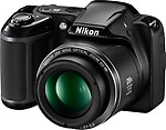 Nikon Coolpix L340 Point & Shoot Digital Camera