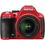 Pentax K-50 16MP Weather Resistant Digital SLR Camera with SMC DA 18-135mm F/3.5-5.6ED AL [IF] DC WR Zoom Lens