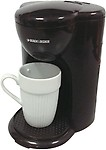 Black & Decker DCM25 1 Cups Coffee Maker