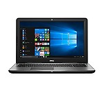 Dell Inspiron 15 5000 5567 15.6-inch (7th Gen Core i5-7200U/8GB/2TB/Windows 10 with Office 2016 Home and Student/4GB Graphics)