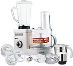 Inalsa Maxie DX 600-Watt Food Processor