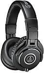 Audio Technica ATH-M40x Over-the-ear Headphones