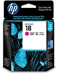 HP 18 Magenta Ink Cartridge (Magenta)