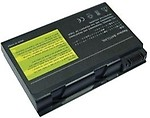 Lapguard 6 Cell Laptop Battery for Lenovo 3000 N500 Series (Black)