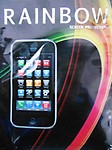 Google Nexus one Rainbow Brand LCD Scratch Guard Screen Protector