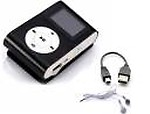 TOHUBOHU Digital MP3 Player Music Audio Player LED Screen with Stereo Sound MP3 Player( 1 Display)