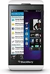 BlackBerry Z10 import