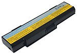 Lapguard 6 Cell Laptop Battery for Lenovo 3000 G450 (Black)