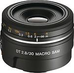 Sony DT 30mm f/2.8 Macro Lens