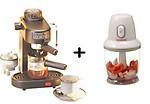 Clearline Espresso 4 Cups Coffee Maker